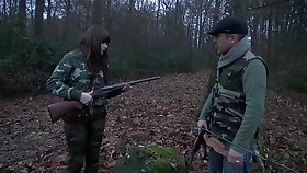 Frosty chasse est ouverte, Bande annonce. Luna Rival, Catalya Mia, Fabrice XXX