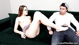 Sex from behind is the favorite sex pose of passionate Alita Angel