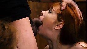 Mistress uses slave Sexy youthfull girls, Alexa Big draw and